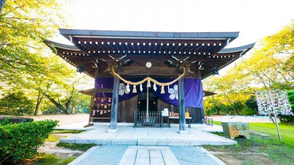 下関・櫻山神社