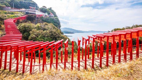 元乃隅稲成神社(もとのすみいなりじんじゃ)